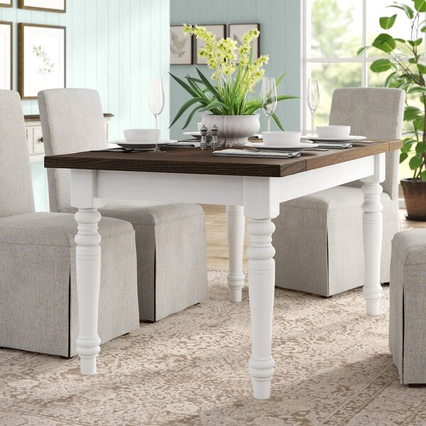 Crescent Cottage Dining Table | Wayfair