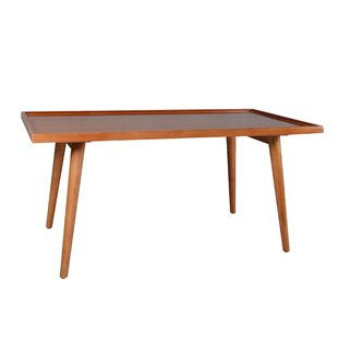 Littlejohn Coffee Table with Tray Top by George Oliver
