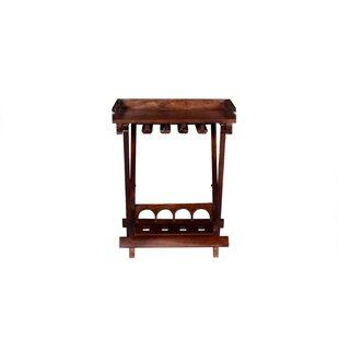 Portabar Mini Bar by Oak Idea Imports