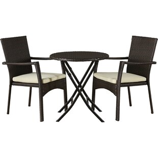 Modern Outdoor Bistro Tables AllModern - Outdoor high top bistro table and chairs