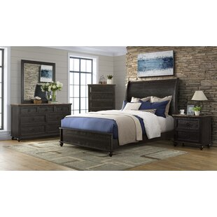 Meryl Sleigh Configurable Bedroom Set
