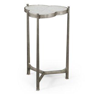 Trefoil End Table