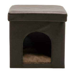 Paws and Purrs Paws and Purrs Storage Ottoman