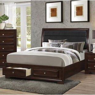 Looking for Ledbetter Upholstered Storage Platform Bed by Brayden Studio