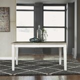 Dunstable Rectangular Dining Table by Canora Grey