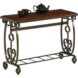 Astoria Grand Netherby Sofa Table