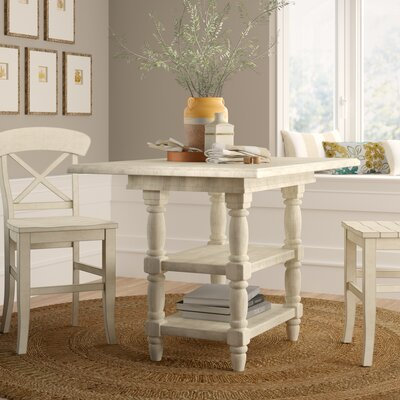 Farmhouse Amp Rustic Counter Height Dining Tables Birch Lane