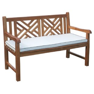 Amdt Teak Garden Bench by Red Barrel Studio Great Reviews