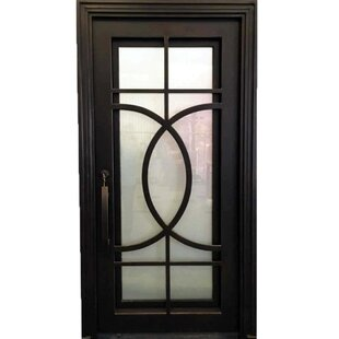 Front Entry Door Custom Iron Door Pros Exterior Doors You Ll Love In 2021 Wayfair