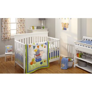 Find for Dumbo 3 Piece Crib Bedding Set ByDisney