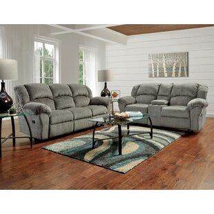 Laurelei 2 Piece Reclining Living Room Set