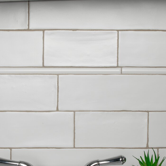 Tivoli 3 X 6 Ceramic Subway Tile