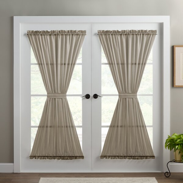 Curtains For Door Windows Wayfair