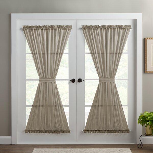 Curtains For Door Windows Wayfair