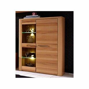 Heitman Curio Cabinet With Lighting By Brayden Studio
