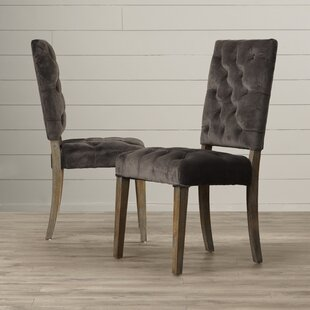 Harlingen Upholstered Side Chair (Set of 2) Greyleigh