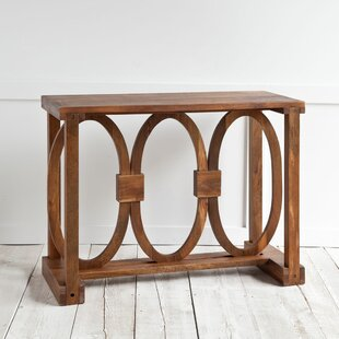 Chadford Console Table by Gracie Oaks