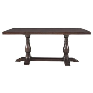 Maliyah Pedestal Dining Table by Longshor..