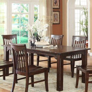 Tremper Dining Table by Millwood Pines Best #1