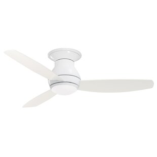 Check Prices 52 Robledo 3 Blade Ceiling Fan with Remote By Mercury Row