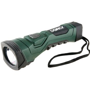 Dorcy 180-Lumen LED Cyber Light Flashlight