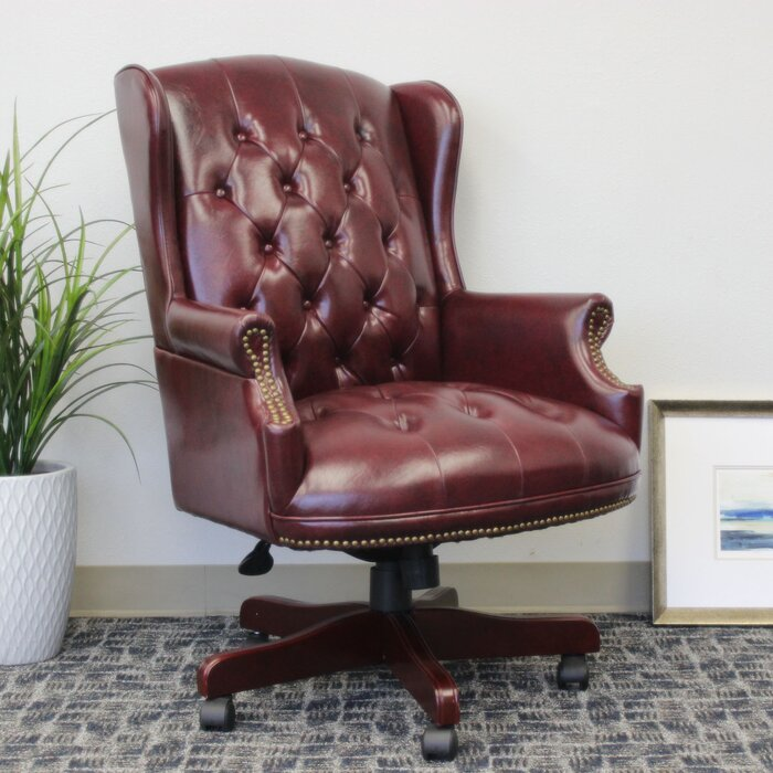 Executive Office Chairs Youll Love Wayfair
