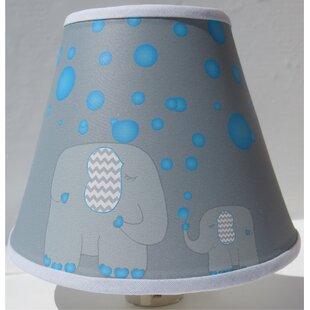 Presto Chango Decor Bubbles and Elephant Night Light