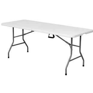 Saxena Folding Plastic Camping Table By Sol 72 Outdoor