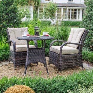Mancilla 2 Seater Bistro Set With Cushions By Sol 72 Outdoor