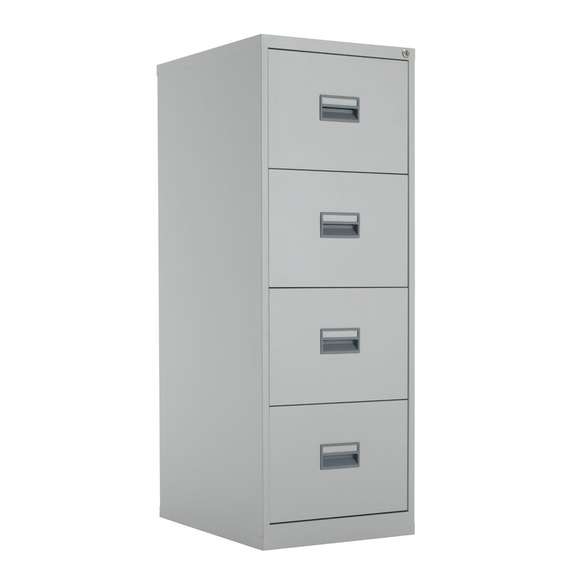 Office 4 Drawer Filing Cabinet