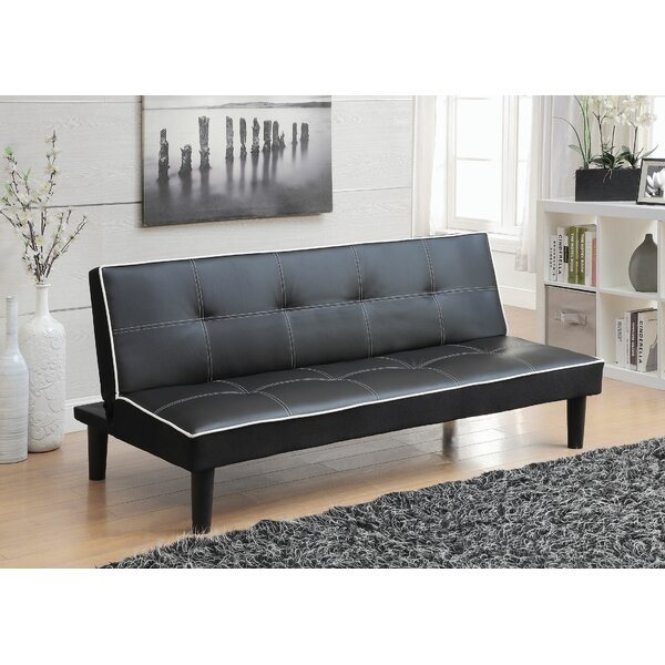 Exceptional Andover Mills Ailith Leather Sleeper Sofa U0026 Reviews | Wayfair Part 14