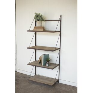 Fotakis Etagere Bookcase by Gracie Oaks