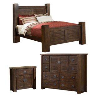 Bison Ridge Panel Configurable Bedroom Set