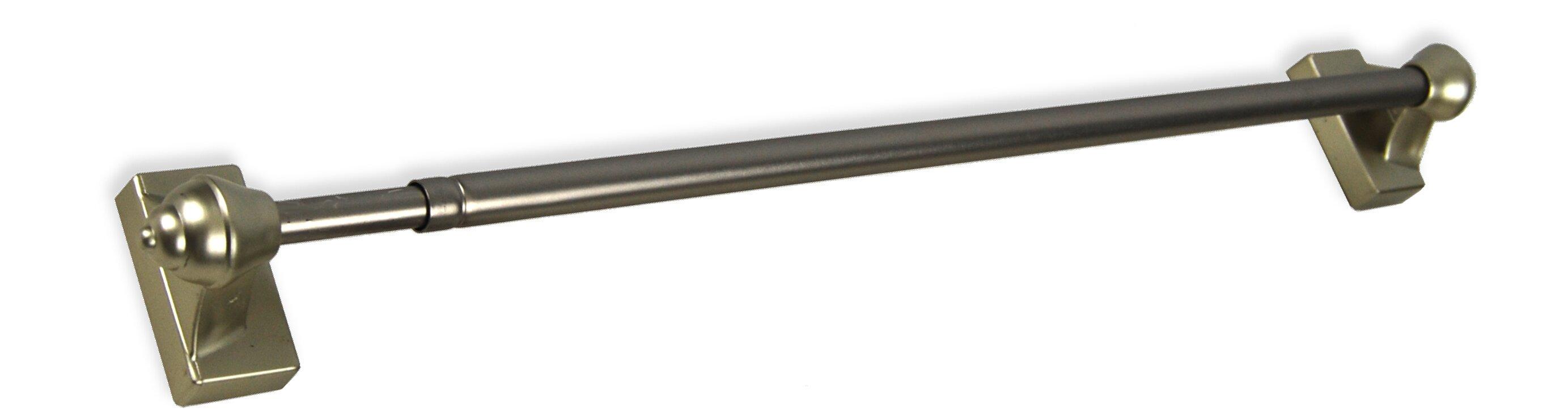 Magnetic Single Curtain Rod