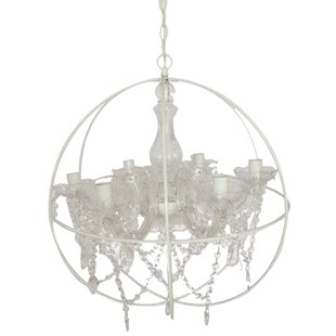 A&B Home 6-Light Pendant