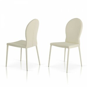 Clower Modern 2 Piece Side Chair (Set of ..
