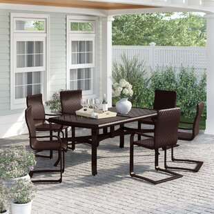 Cerralvo 7 Piece Dining Set by Sol 72 Outdoor