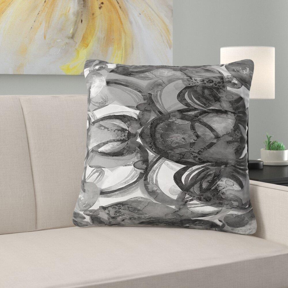East Urban Home Couch Final Eclipse Throw Pillow Wayfair