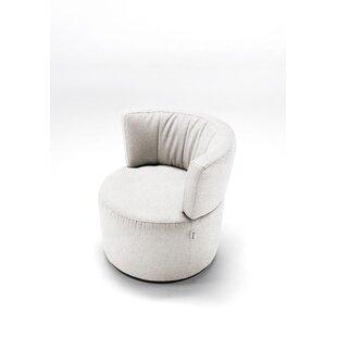 Dunson Swivel Tub Chair By Ebern Designs