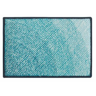 Infinity Hand Hooked Blue Indoor/Outdoor Area Rug by CompanyC Coupon