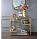Calvin 36 Console Table by Everly Quinn