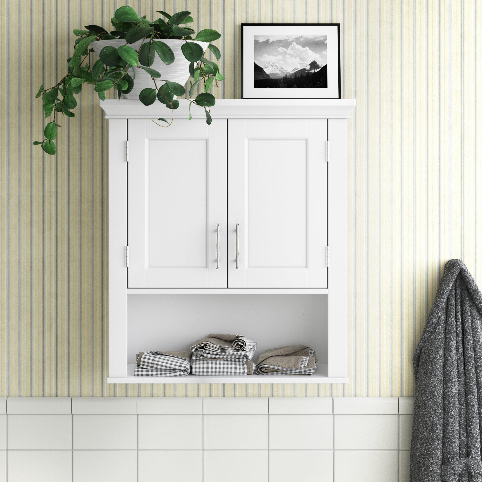 Bathroom Cabinets Shelving You Ll Love In 2021 Wayfair