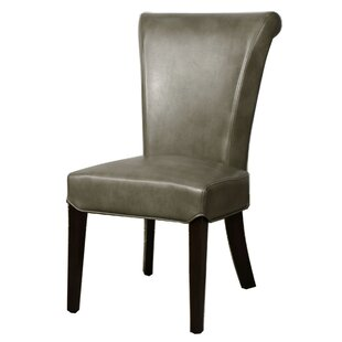 Lehner Upholstered Dining Chair (Set of 2) Alcott Hill
