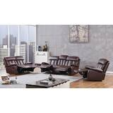 Ranstead Reclining 3 Piece Living Room Set by Red Barrel Studio