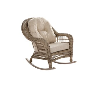 Demmer Outdoor Garden Rocking Chair