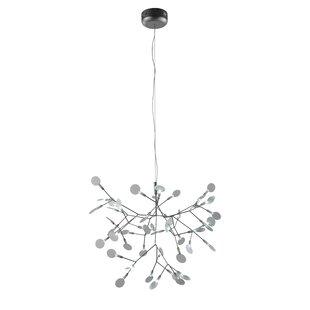 Brayden Studio Eastman 45-Light Sputnik Chandelier