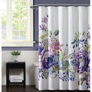 Find for Garden Bloom Shower Curtain By Christian Siriano