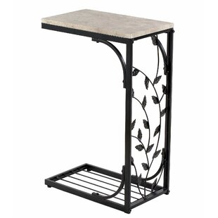 Find Wycombe Leaf End Table ByFleur De Lis Living
