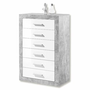 Looe 6 Drawer Chest By Metro Lane