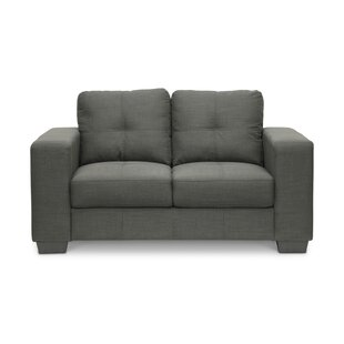 Spicer Loveseat by Ebern Designs